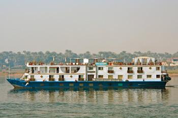 Die CLUB VISION hat 21 Kabinen an Bord (Foto: Phoenix Reisen)