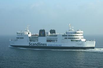 Zwischen Schweden und Dänemark verkehren Doppelender von Scandlines (Foto: pg)