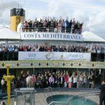 """Mit der """"Reise der Besten"""" belohnt Costa Crociere jährlich die stärksten Vertriebspartner (Foto: pg)"""