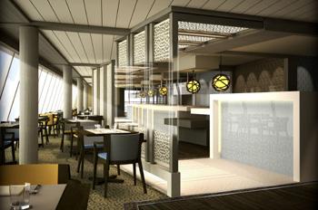 Mehr Sitzplätze für zwei Personen sind im Lido-Café geplant (Foto: Crystal)