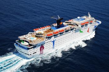 Die Grand Holiday hat 726 Kabinen an Bord (Foto: Iberocruceros)