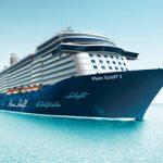 Die MEIN SCHIFF 4 bietet wie ihre Schwester Raum für 2.506 Passagiere (Grafik: TUI Cruises)