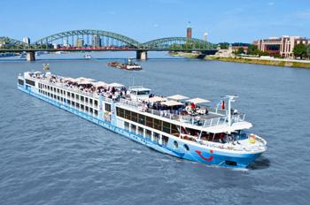 TUI FlussGenuss gibt die von der Premicon gecharterten Schiffe Ende 2014 zurück (Foto: TUI)