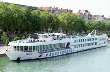 Die BIJOU fährt für nicko tours achttägige Reisen in Frankreich (Foto: nicko tours)
