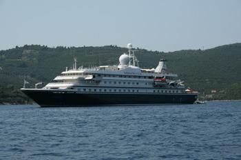 Die SeaDream-Yachten bieten Platz für 112 Passagiere Foto: Seadream