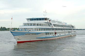 Die TSCHECHOV fährt im kommenden Jahr komplett für 1AVista Reisen (Foto: 1AVista Reisen)