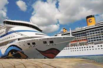 AIDA und Costa wachsen weiter zusammen (Foto: AIDA Cruises)