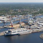 Die STX-Werft in Rauma wird geschlossen (Foto: STX Finnland)