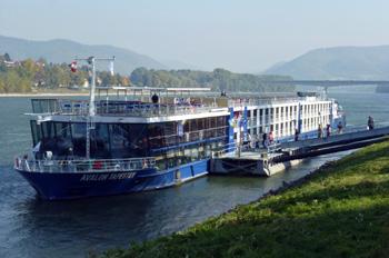 Die VIENNA war bis 2012 unter dem Namen AVALON TAPESTRY unterwegs (Foto: wikipedia/itasca)