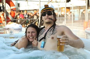 Metal-Fans dürfen sich auf eine neue Kreuzfahrt freuen (Foto: TUI Cruises)