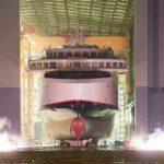 Der erste von zwei Neubauten für Scandlines schwimmt bereits seit zwei Jahren (Foto: P+S Werften)