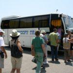 Viele Kreuzfahrer suchen auf Landausflügen nach kostengünstigen Alternativangeboten (Foto: pg)