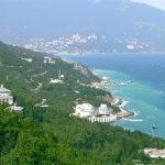 Jalta fällt derzeit aus dem Routenplan der Reedereien (Foto: Wikipedia/DDima)