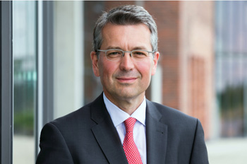 Dr. Ali Arnout folgt als CFO von AIDA auf Paul Soulsby (Foto: AIDA Cruises)