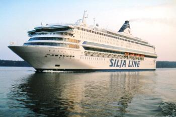 Die SILJA EUROPA ist das größte Schiff der Tallink-Flotte (Foto: Tallink Silja)