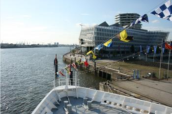 Nordeuropa, beispielsweise mit Kreuzfahrten ab Hamburg, ist nicht mehr das drittstärkste Revier (Foto: pg)