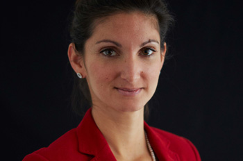 Nadine Palatz wird im August Liaison Managerin für MSC (Foto: MSC Kreuzfahrten)