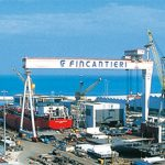 Die Werftengruppe Fincantieri erwägt eine Übernahme der Uljanik-Werften (Foto: Fincantieri)