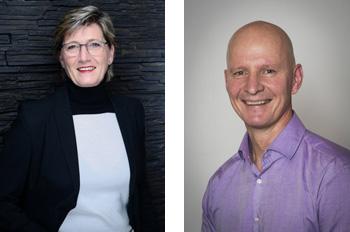Ann-Cathrin Bröcker und Gudmundur Kjartansson sind die Geschäftsführer von Iceland Pro Cruises (Foto: Veranstalter)