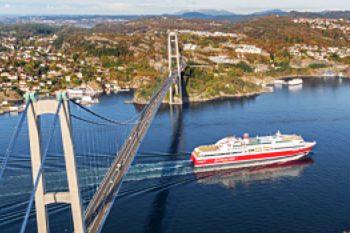 Fjordline konzentriert Vertrieb und Marketing