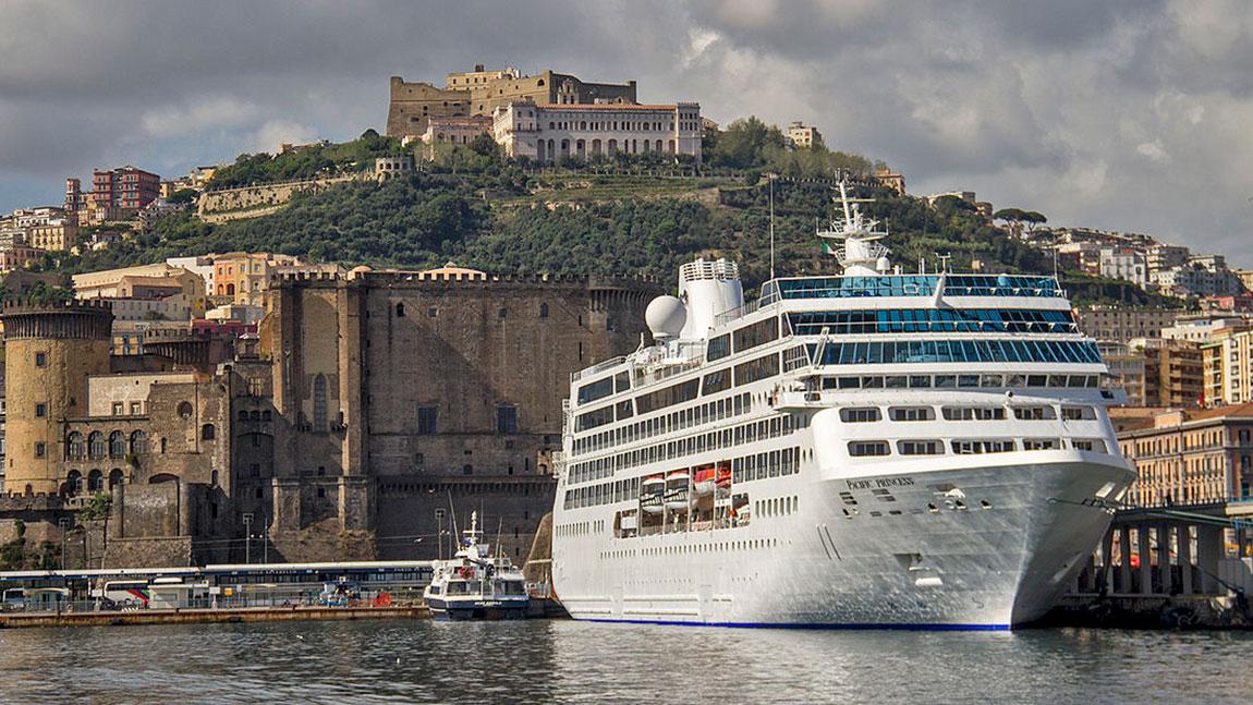 Pacific Princess (Foto: Wikimedia/Napoli 3586)