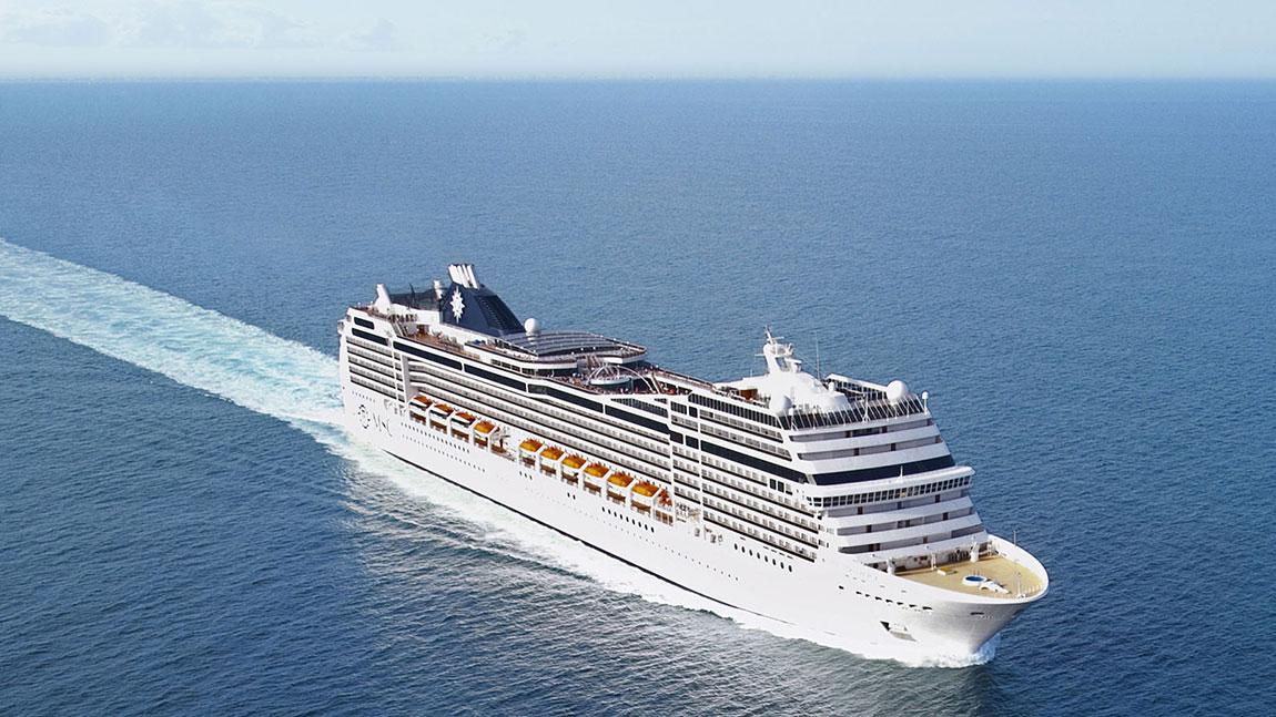 Die MSC Magnifica fährt im Winter 2021/22 ab Dschidda in Saudi-Arabien (Foto: MSC Cruises)