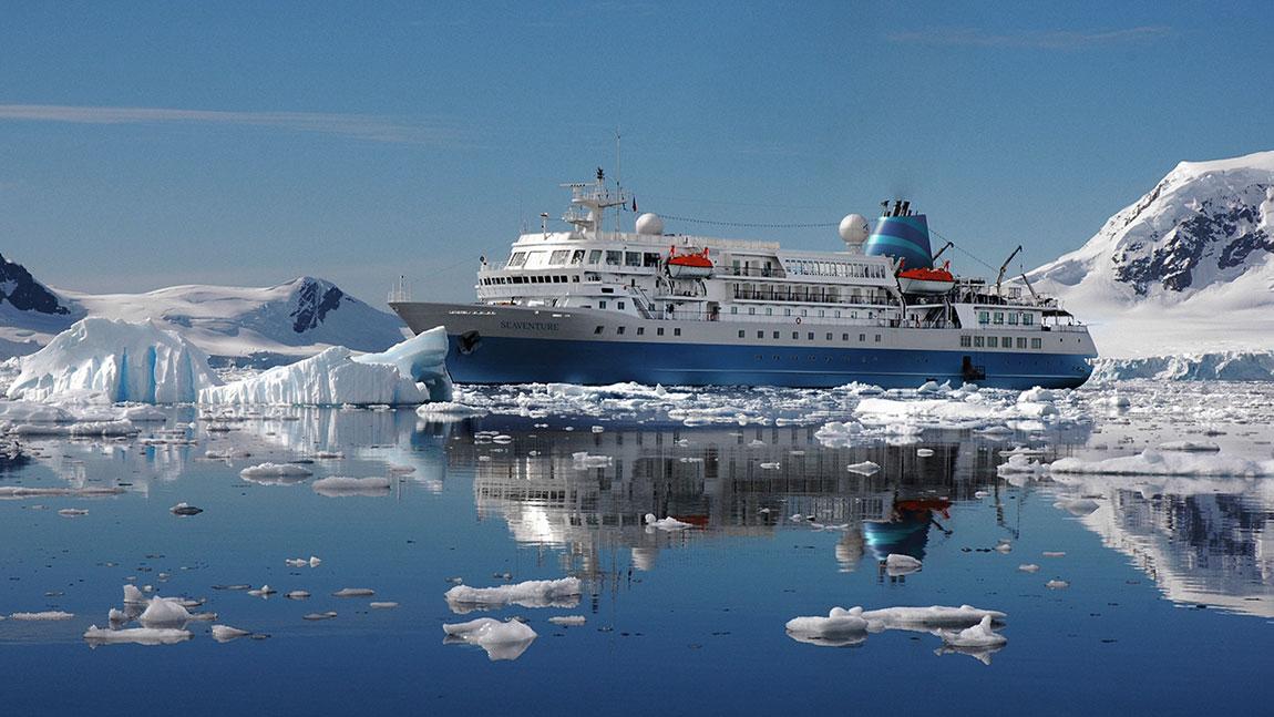 SEAVENTURE (Foto: Iceland ProCruises)